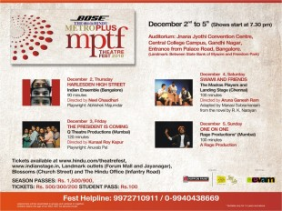 Metroplus Theatre Festival