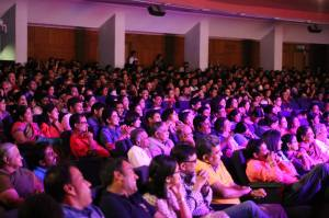 Stand-up Audience