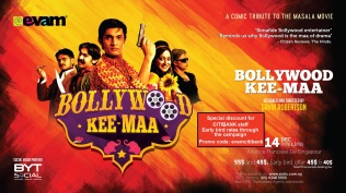 Our Epic Bollywood Spoof Tribute
